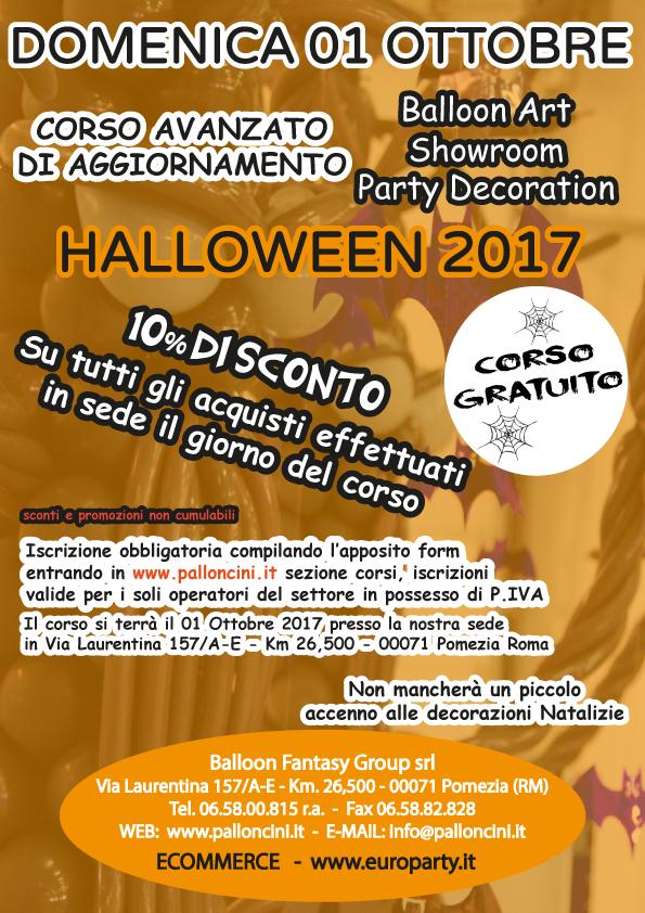 Data Di Halloween.Corso Di Aggiornamento Halloween 2017 01 Ottobre 2017 Data Unica